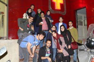 عکس دستهجمعی پایان پاتوق اردیبهشت ۹۵